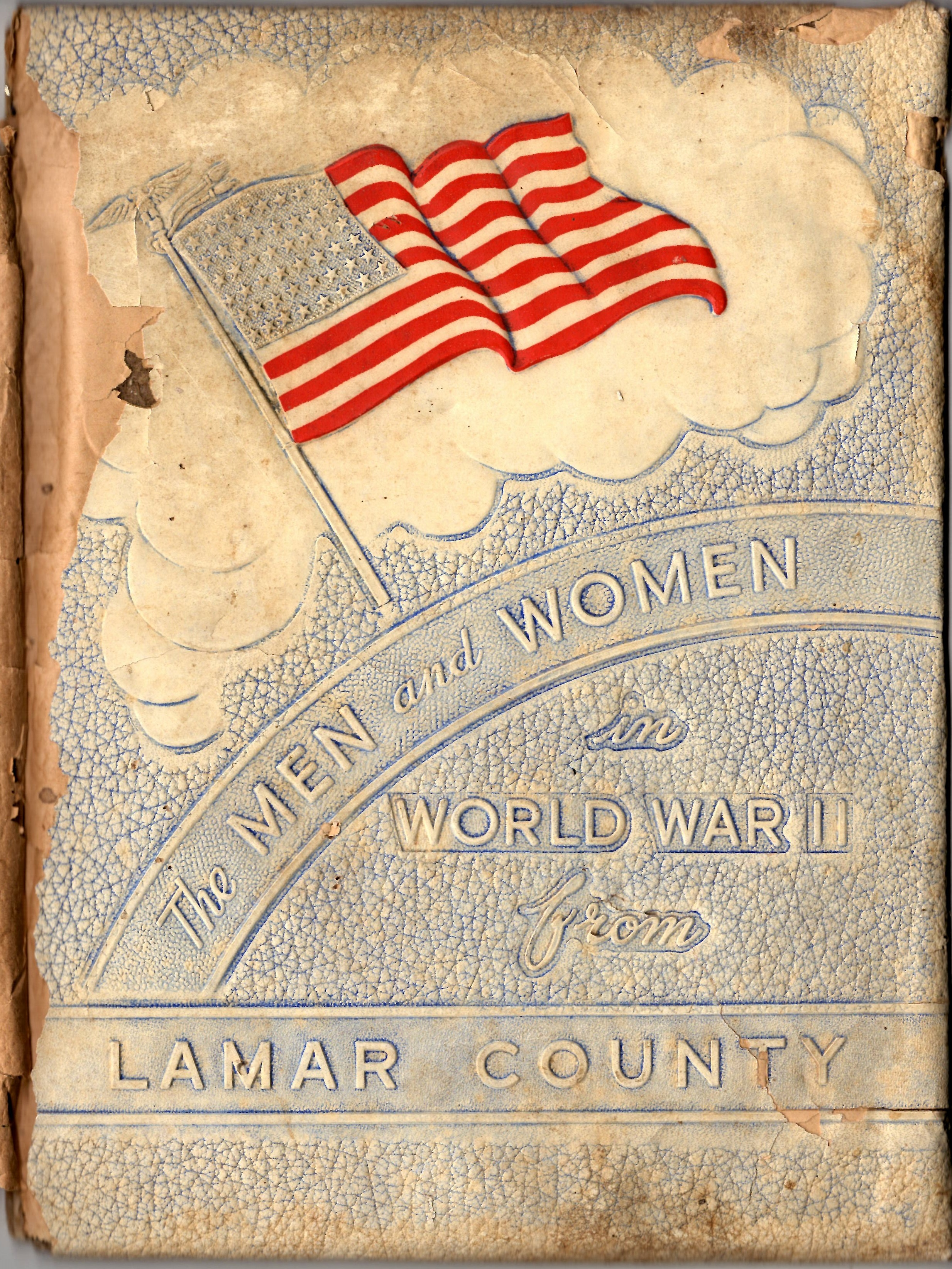 Men and women in the Armed Forces from Lamar County Texas WW2 WWII World War