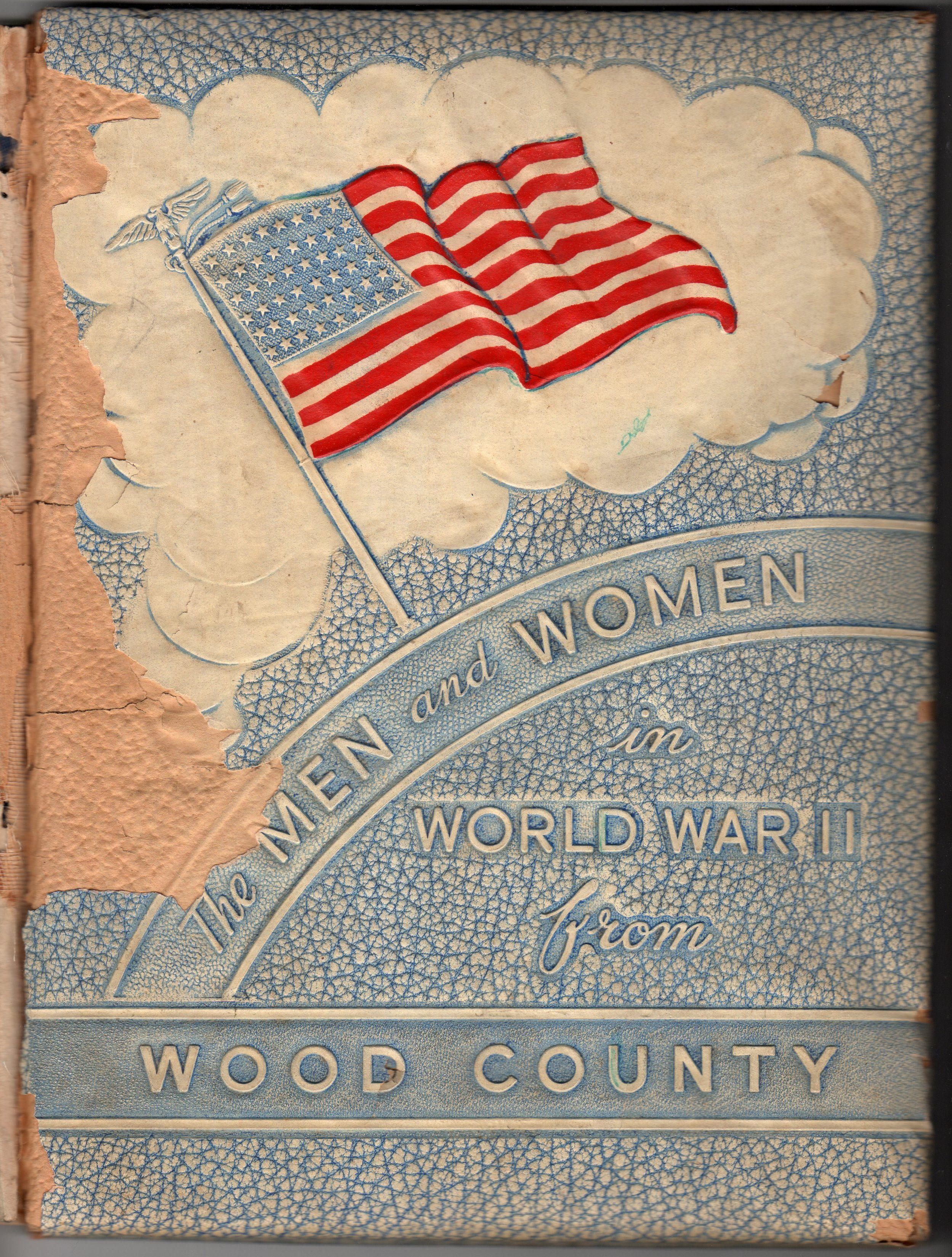 Men and women in the Armed Forces fromWoods County Texas