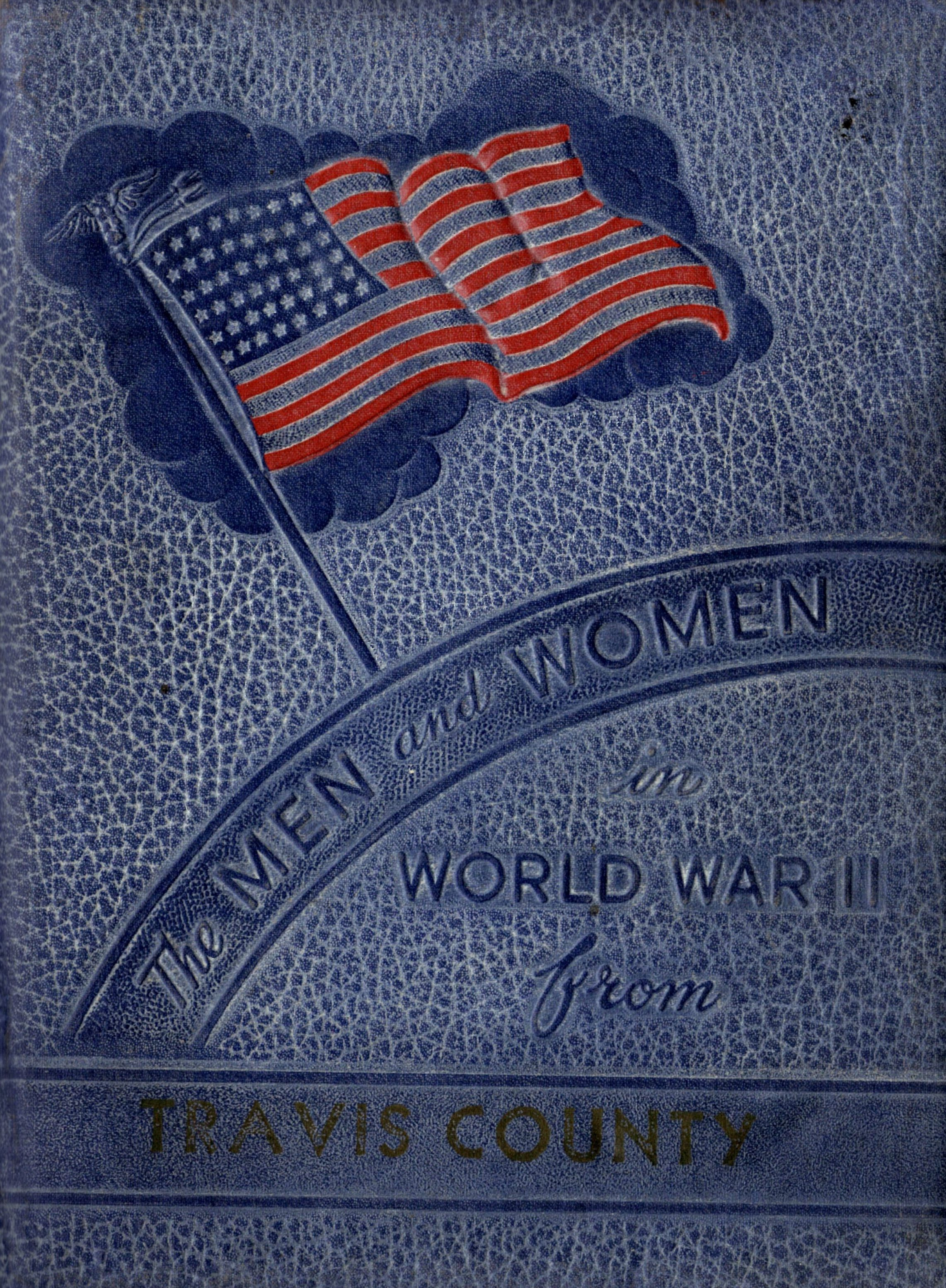 Men and women in the Armed Forces from Travis County Texas WW2 WWII World War Two II 2
