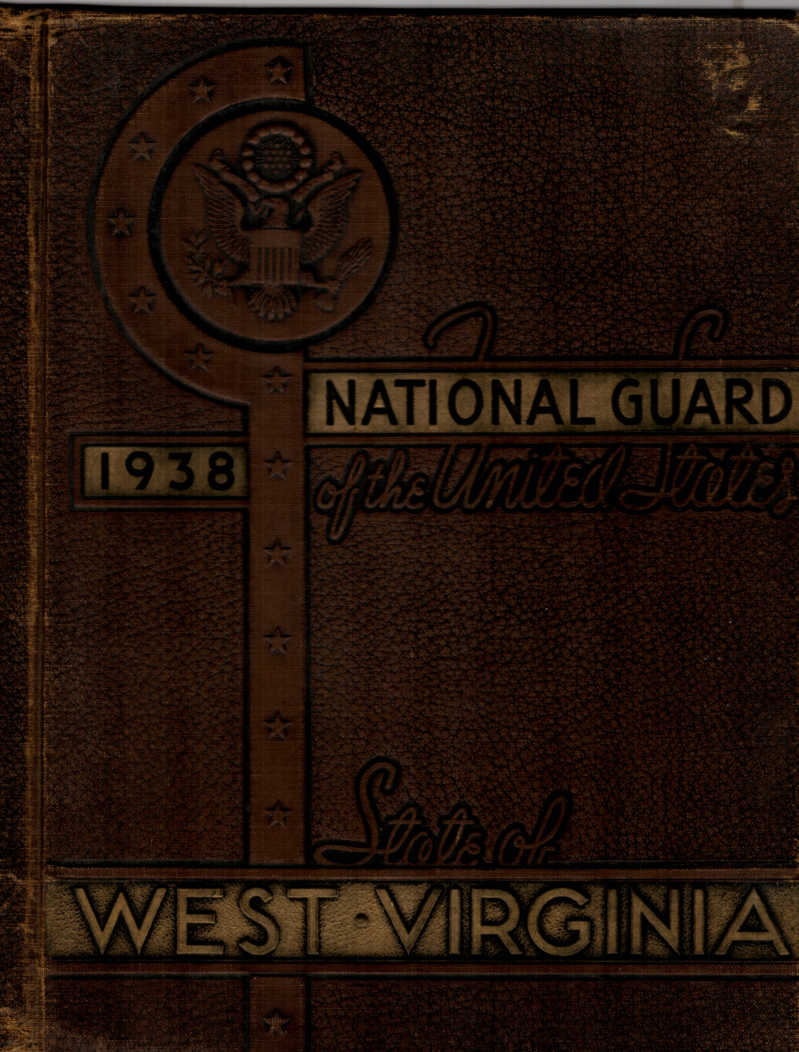 National Guard of the State of West Virginia - 1938