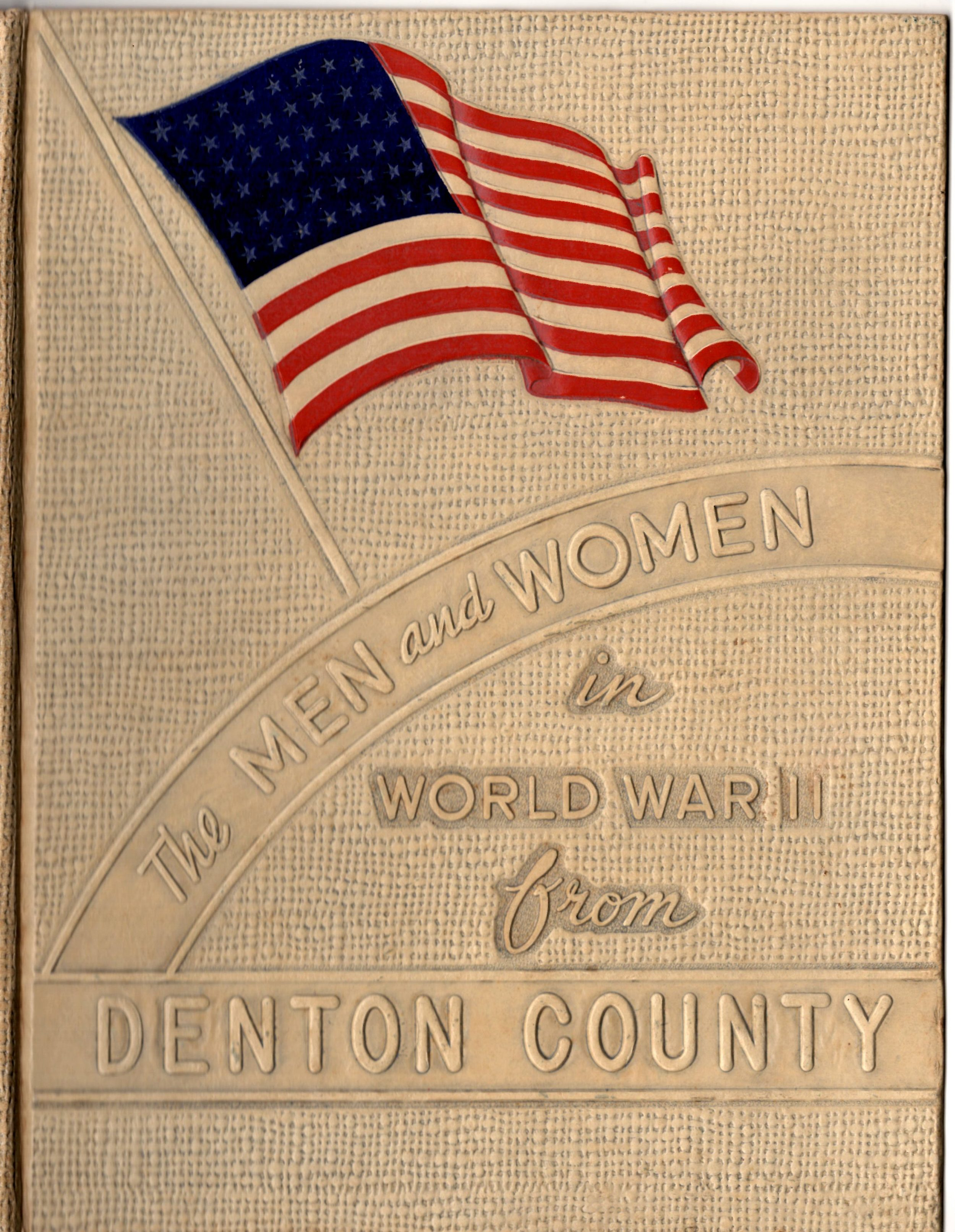 Men and women in the Armed Forces from Denton County Texas