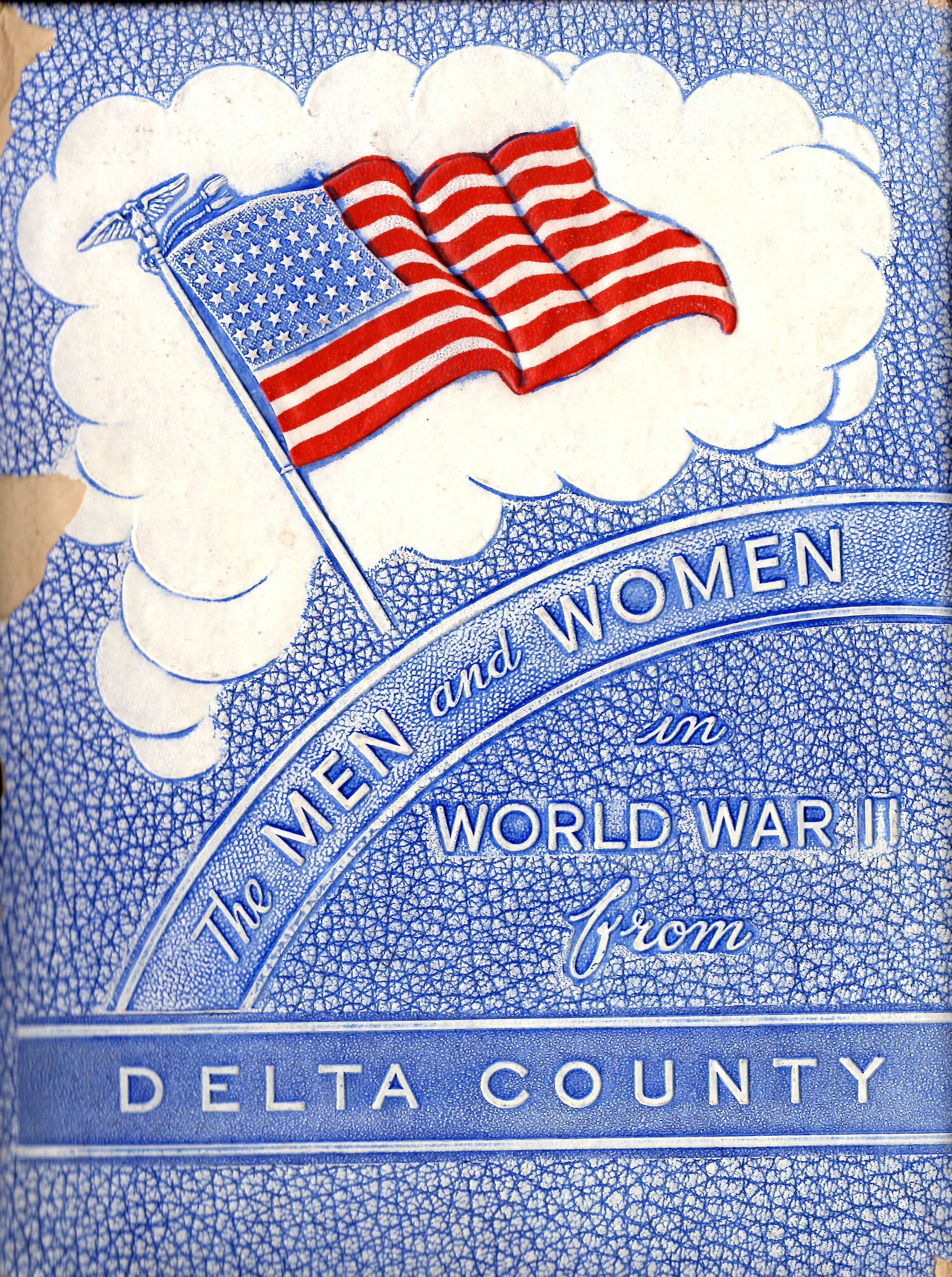 Men and women in the Armed Forces from Delta County Texas