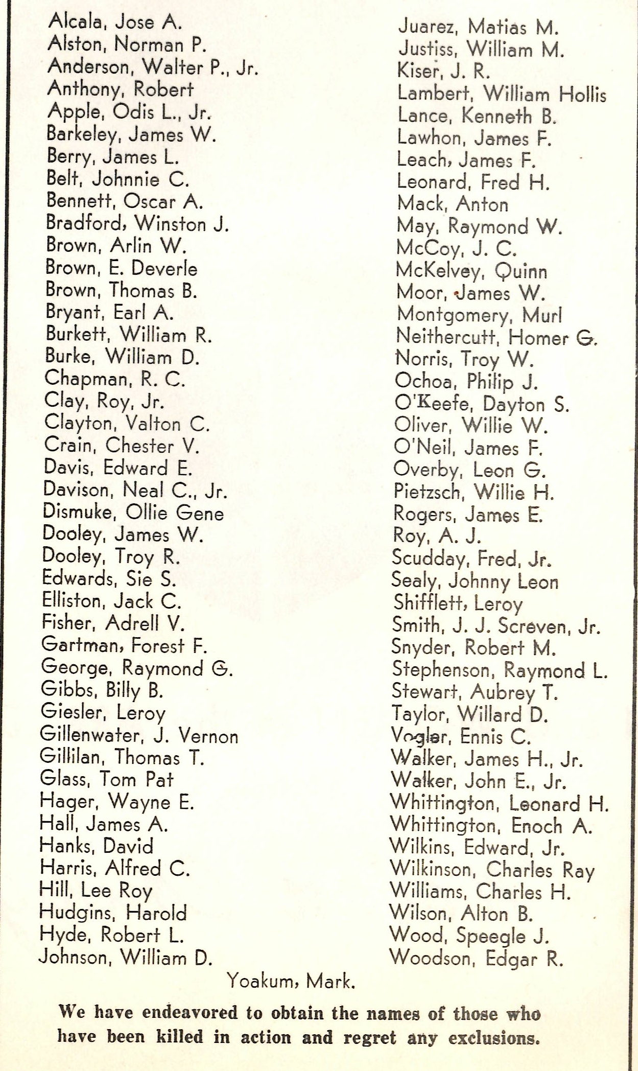 Men and women in the Armed Forces from Nolan County Texas World War II 2 !! Two11 WW2 WWII KIA Killed in Action