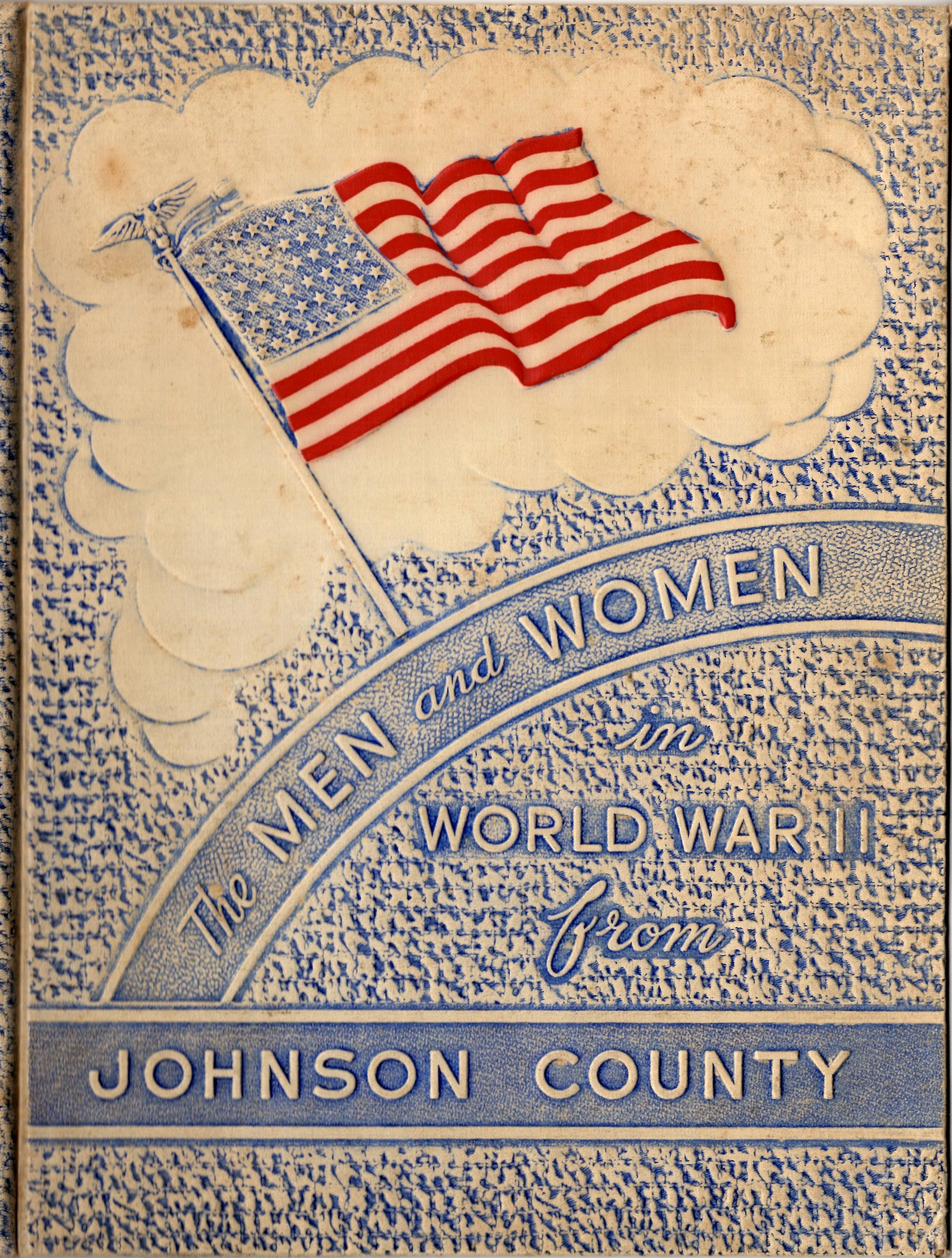 Men and women in the Armed Forces fromJohnson County Texas WW2 WWII World War Two 2 II 11