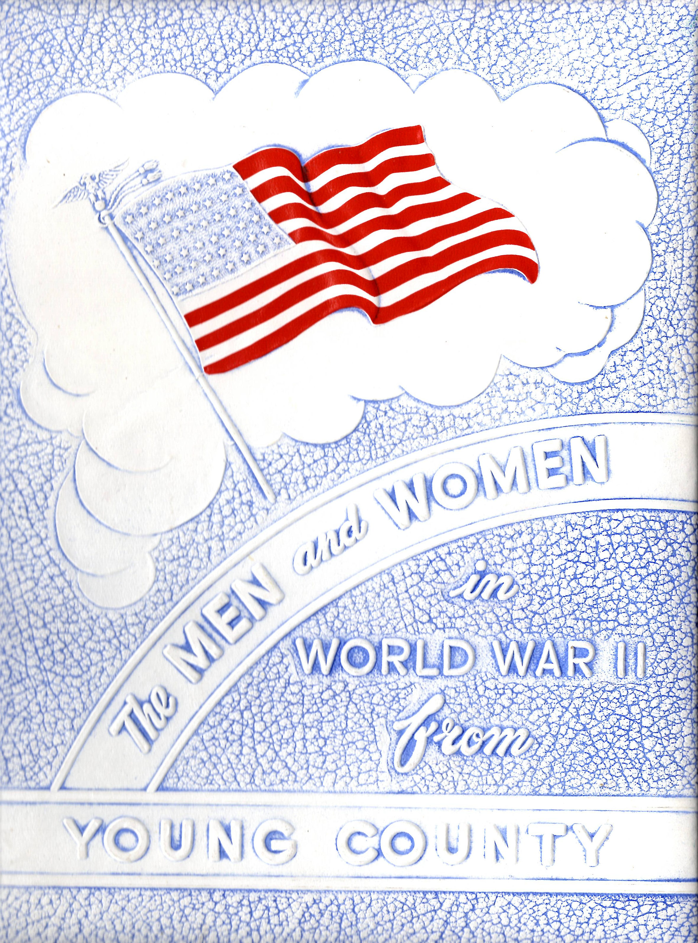 Men and women in the Armed Forces from Young County Texas World War Two 2 II WW2 WWII