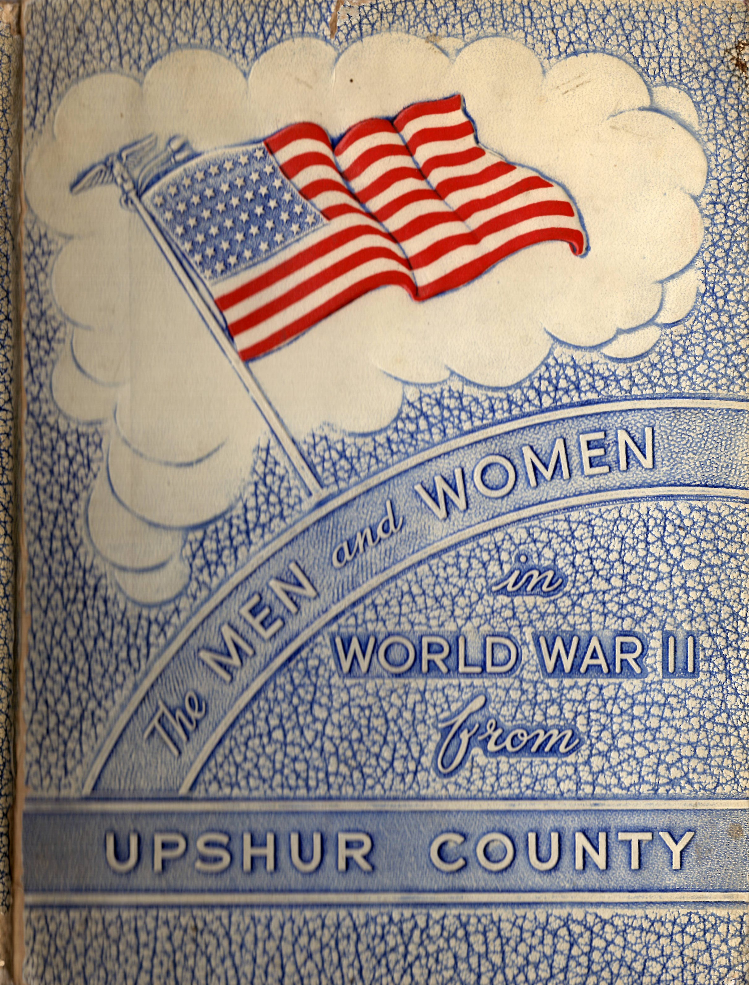 Men and women in the Armed Forces from Upshur County Texas