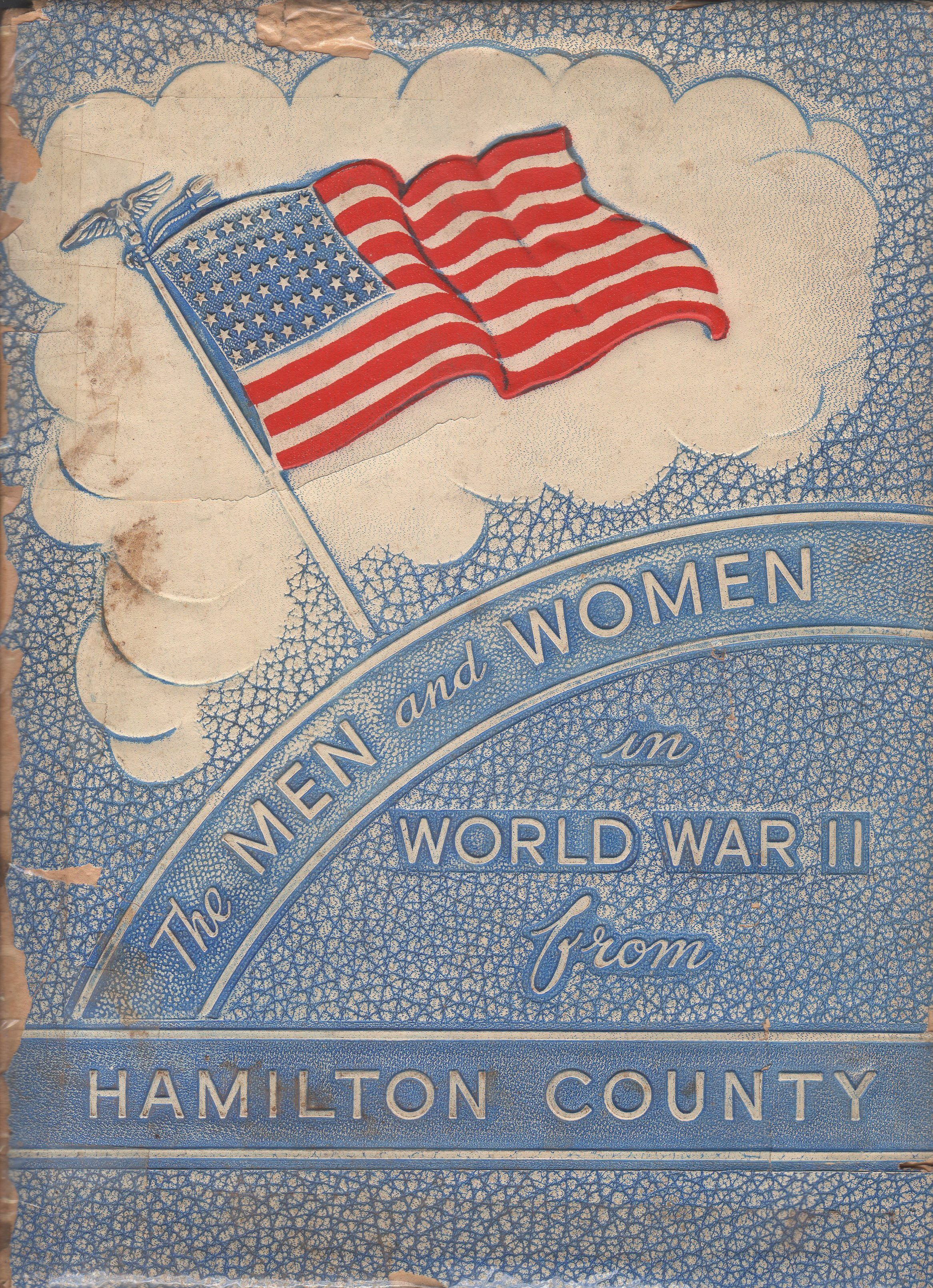 Men and women in the Armed Forces fromHamilton County Texas World War 2 II 11 WW2 WWII