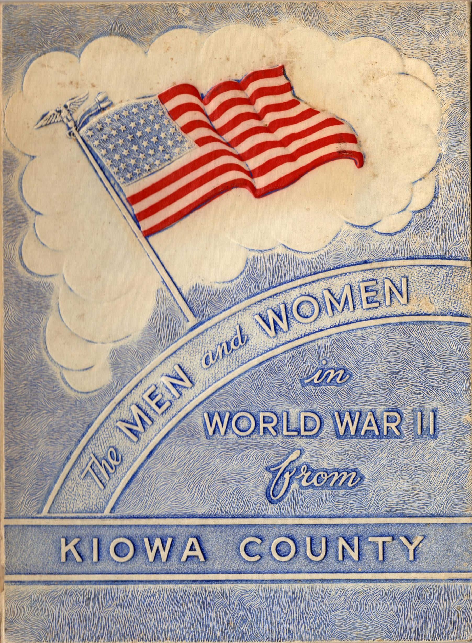 Men and Women in the Armed Forces from Kiowa County Oklahoma